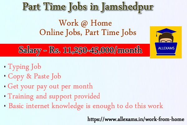 Part Time Jobs in Kolkata Clickindia Jobs